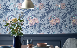 1838 Wallcoverings- Willow